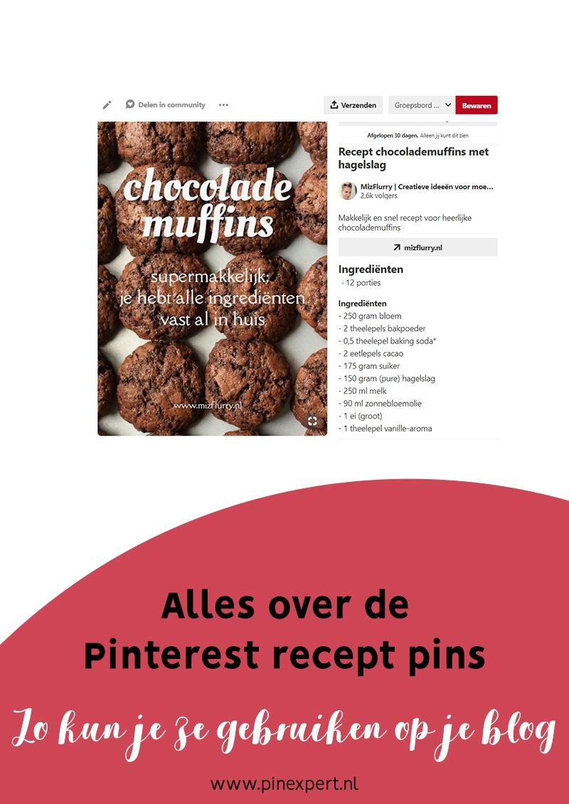 receptpins pinterest