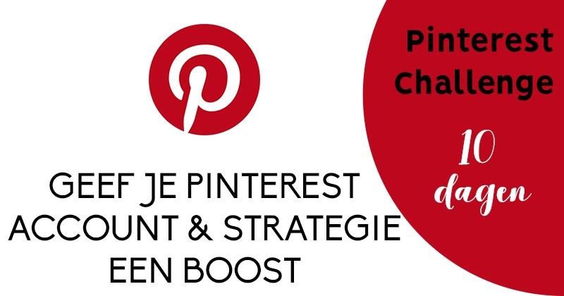 pinterest challenge facebook