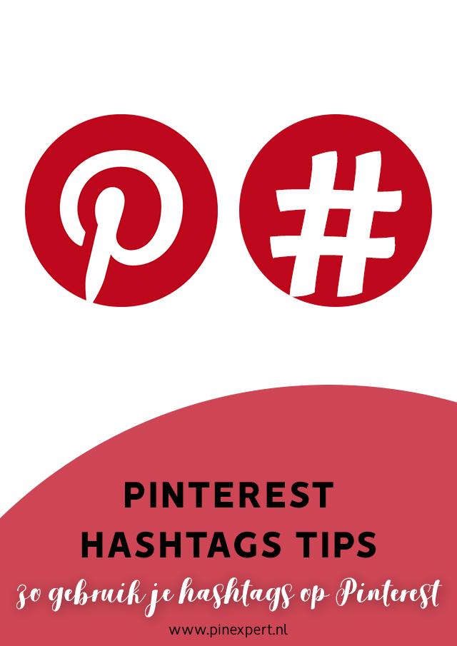 hashtags pinterest